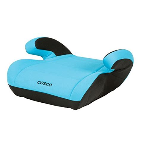cosco booster car seat price cosco juvenile top side booster car seat turquoise