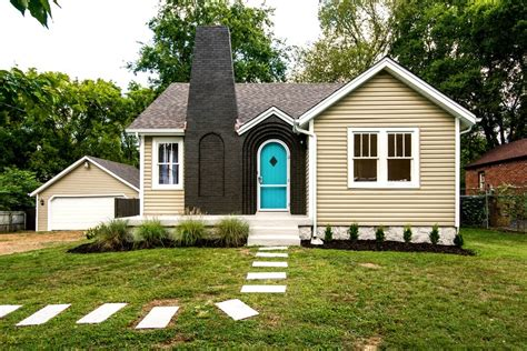 cute home real estate stalking cute and colorful nashville home