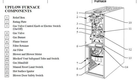 bryant furnace parts diagram coleman evcon furnace troubleshooting home design ideas
