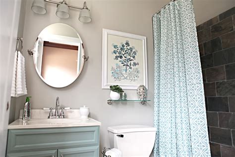 serene bathrooms before and after small bathroom makeovers big on style