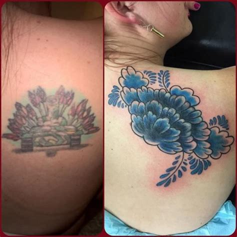 cover up tattoos 55 cover up tattoos impressive before after photos