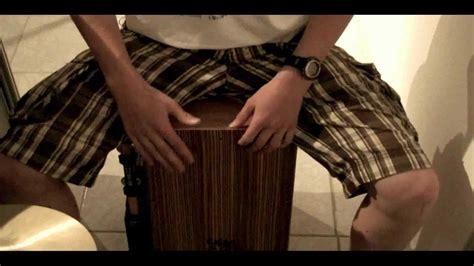cajon grooves cajon grooves n beats youtube
