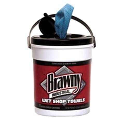 wipes brawny wet shop hand wipes  ct  case