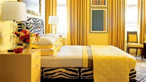 Yellow White Bedroom Ensuite Interior Design Ideas | 15 zesty yellow bedroom designs home design lover