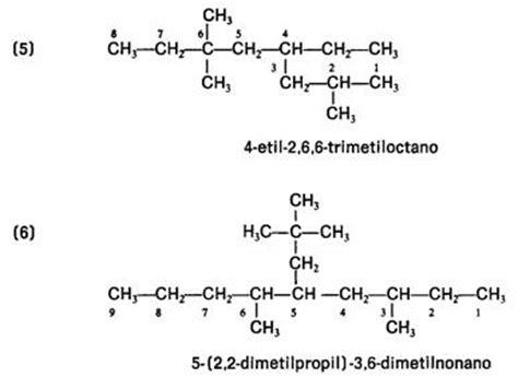 cadenas ramificadas con doble enlace clasificaci 243 n de los compuestos org 225 nicos monografias