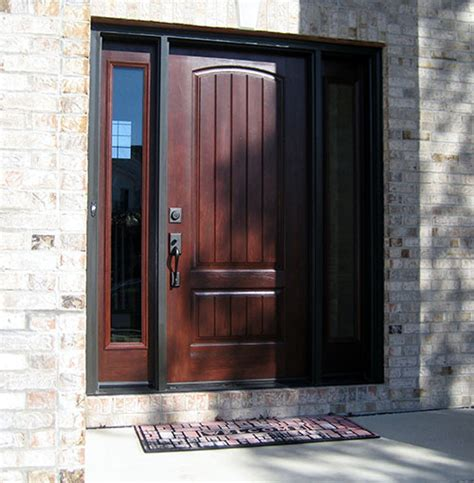 install new front door fiberglass entry doors in st louis front door dealers