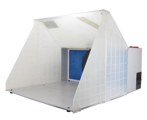 spray booth extractor fan portable spray booth ab500 hobbies