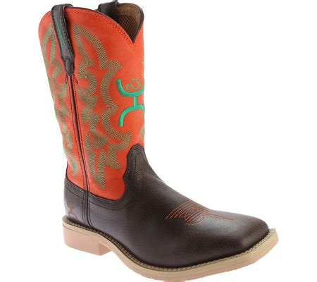 hooey cowboy boots childrens twisted x boots yhy0007 cowkids hooey cowboy
