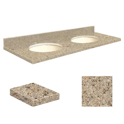 shop transolid sorrento coast quartz undermount