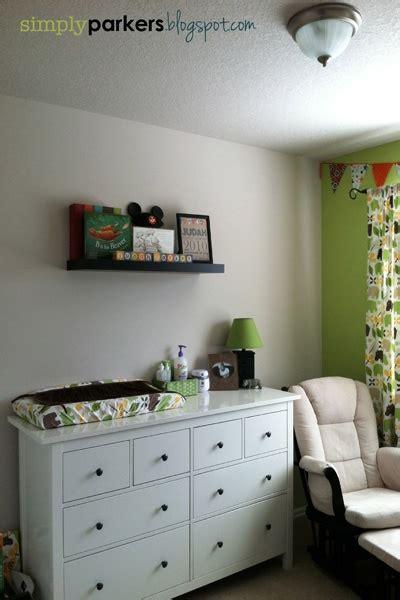 hemnes dresser nursery organization ikea hemnes dresser as changing table nursery layouts