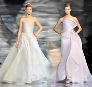 armani wedding dresses wedding dress from armani couture weddings