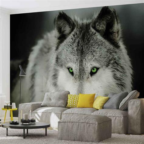 wolf wall mural wall mural wolf animal photo wallpaper 2937dc
