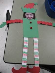elf craft crafts for kiddos pinterest