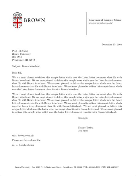 boxes   formatting a cover letter   footer with logo   TeX