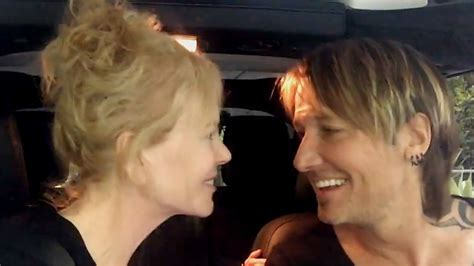 urban s watch keith urban s sweet and silly serenade to wife