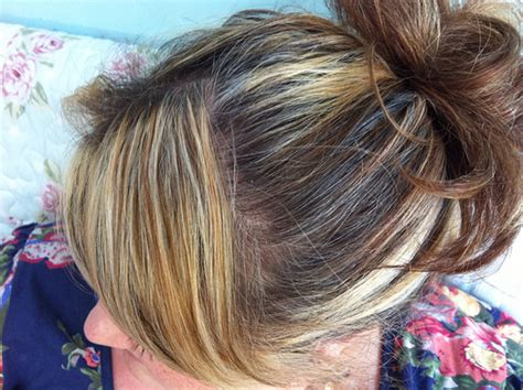 hairstyles to hide highlights blonde highlights to hide grey hair best blonde hair 2017