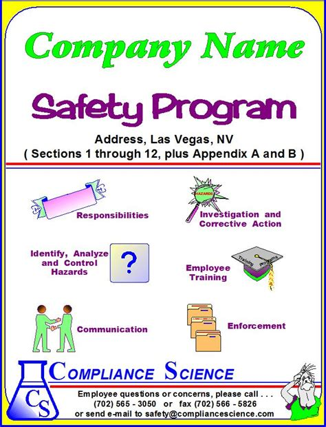 sle safety program best resumes