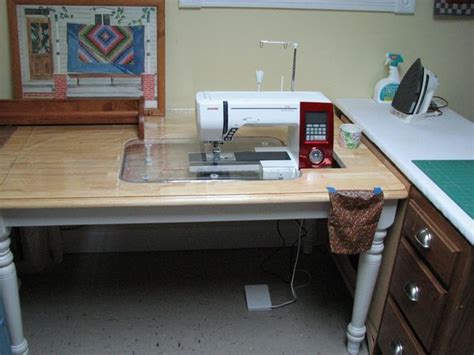 sewing table ideas for my sewing room