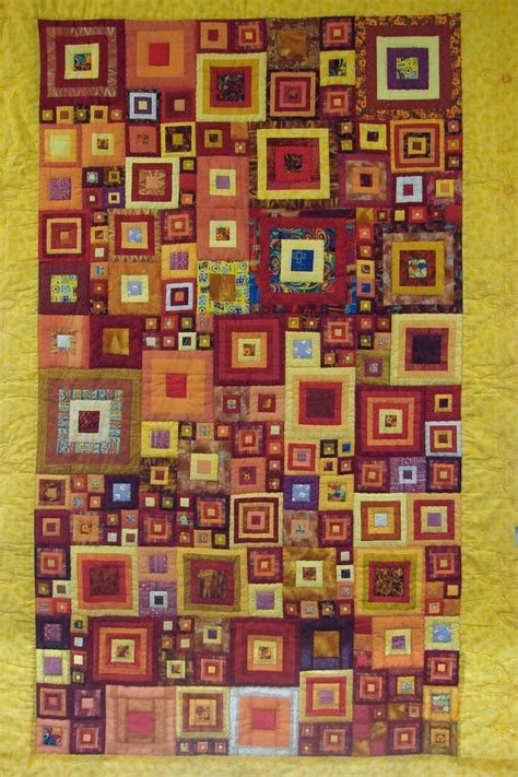 Inspired Quilts by Klimt Inspired Quilt Quilts Finished Ideas