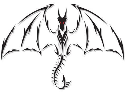 dragon tattoo by desertviper on deviantart