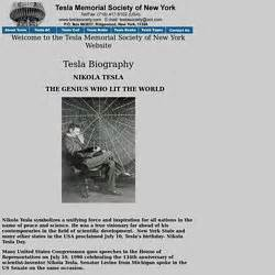 tesla motors biography ode to nikola tesla pearltrees