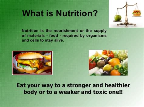 powerpoint template nutrition image collections