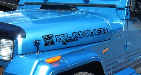 jeep islander decal supdec jeep