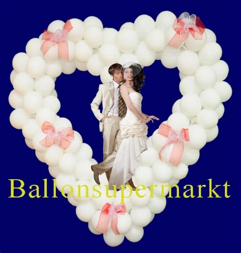 Hochzeitssachen Kaufen by Ballons Hochzeit