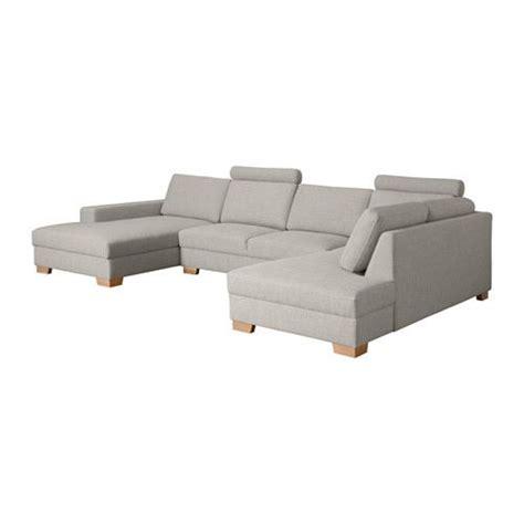 sofa mit recamiere links ikea s 214 rvallen ecksofa mit r 233 camiere links ten 246