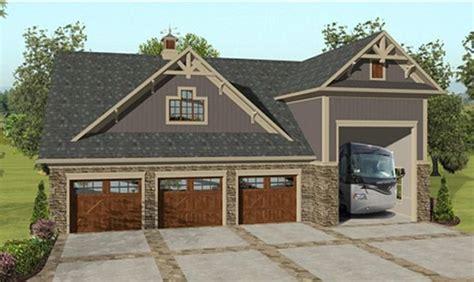 12 Decorative 4 Car Garage Plans With Apartment Above