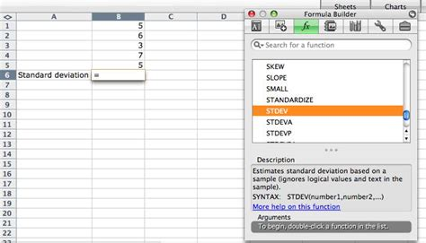 what is standard deviation in excel best forex brokers