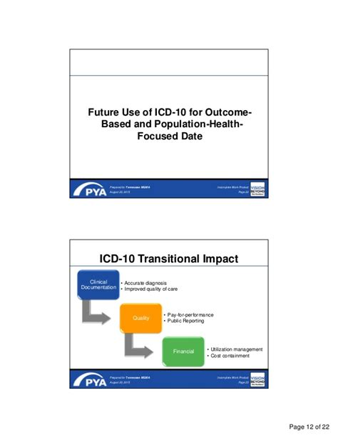 icd 10 challenges icd 10 panel presentation operational successes challenges