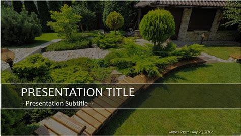 Landscape Ppt Landscape Design Powerpoint 49004 Free Landscape Design