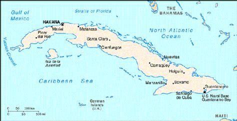 south america map cuba map of cuba
