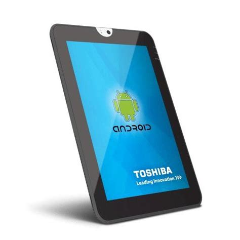 10 android tablet toshiba 10 1 inch android tablet gadgetsin