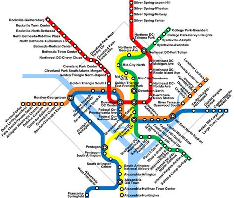 washington dc silver line map fairfax silver line names are boring and repetitive