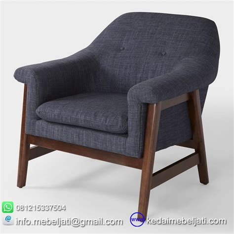 Sofa Santai Minimalis beli sofa santai minimalis britania bahan kayu jati