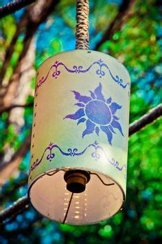 How To Make Paper Lanterns Like In Tangled - rapunzel tangled birthday ideas on