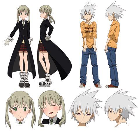 anime design is nanase haruka kurokkii soul eater not anime