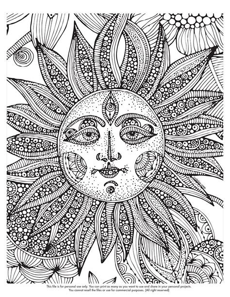complicated pretty coloring pages az coloring pages