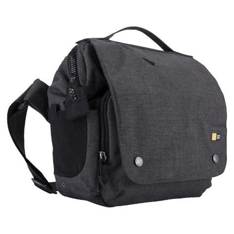 logic dslr bag logic dslr messenger bag black target