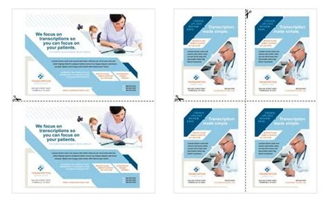 templates for half page flyers create half page flyers quarter page flyers