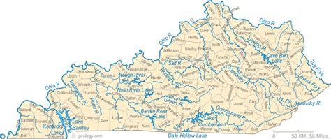 kentucky gold map kentucky kicks southern northern