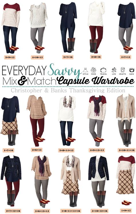Thanksgiving Wardrobe by Mix And Match Thanksgiving For The Whole Weekend