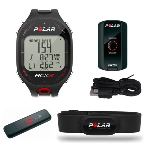 Monitor Gps polar rcx3 gps rate monitor sweatband