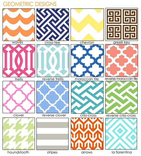 pattern type name haymarkets geometric designs and patterns design
