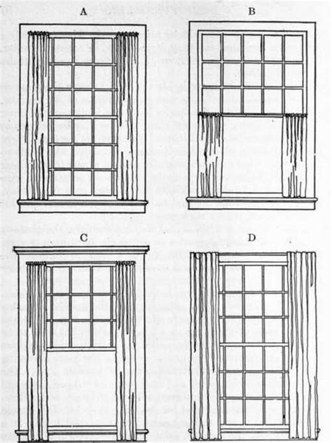 double window curtain ideas double hung window curtain ideas home intuitive