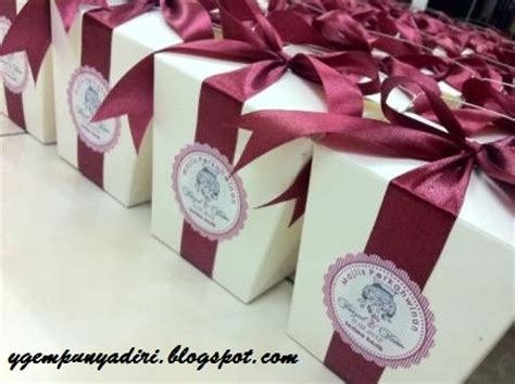 Door Gift Kahwin Unik by Cenderahati Perkahwinan Etc Kahwin Mall Wedding