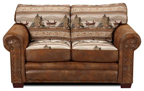 rustic loveseat rustic sofas and loveseats 28 images rustic sofa 1278