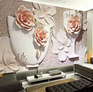 Decorative Wall Murals 25 Cool 3d Wall Designs Decor Ideas Design Trends